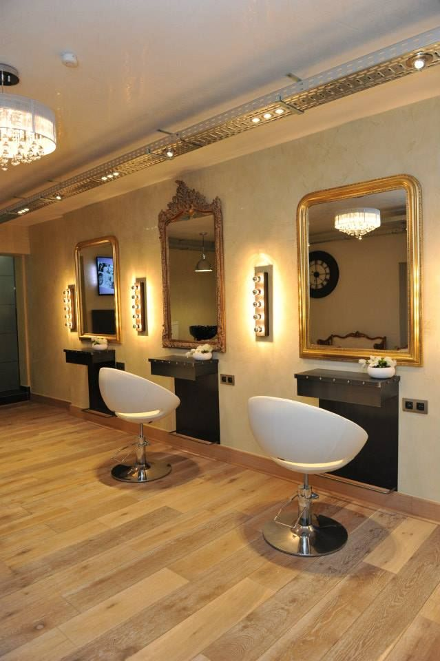 17 best images about partial salon renovation on pinterest for Living room coiffeur