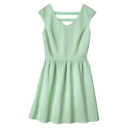 Xhilaration® Junior's Textured Fit & Flare Dress - Assorted Colors LOVE and only @5 bucks