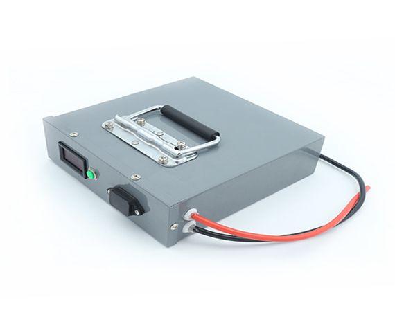 LiFePO4 batería recargable 12.8 14.8 V 51Ah li-ion batería para la energía solar luz de la calle