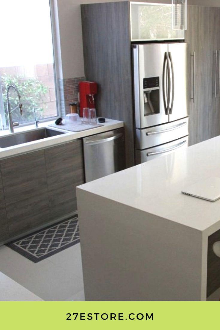 Stone Ferrara Oak Textured Kitchen Cabinet Colors Kitchen Cabinet Trends Design Your Kitchen