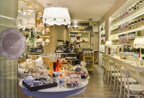 ΒΟΝΒΟΝ το υπέροχα μικρό μαγαζάκι στο Κουκάκι