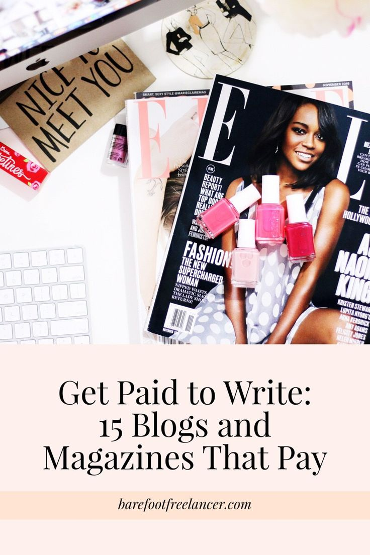 freelance writing magazines As many of you know, i am an advocate of making money online through freelance writing as far as i am concerned, the barriers of entry are relatively low and the opportunities are numerous.