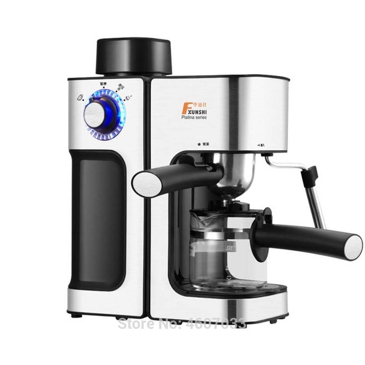Coffee machine steam type fancy coffee maker commercial or