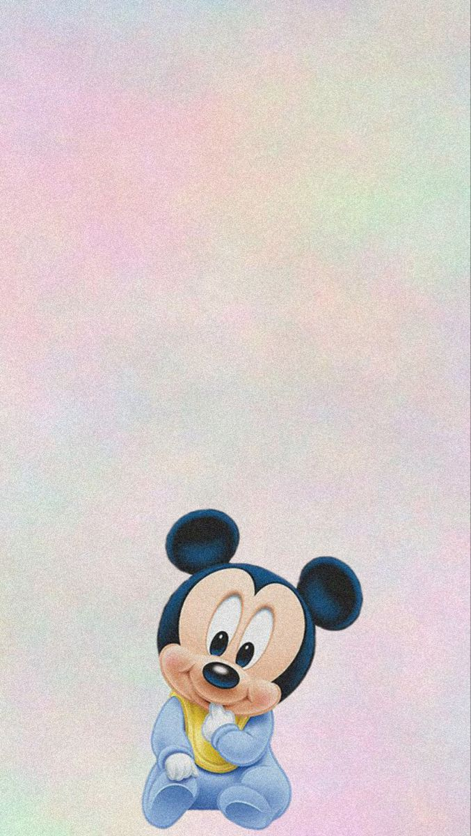 Mickey Mouse Baby Cute Cartoon Wallpapers Cartoon Wallpaper Iphone Baby Disney Characters