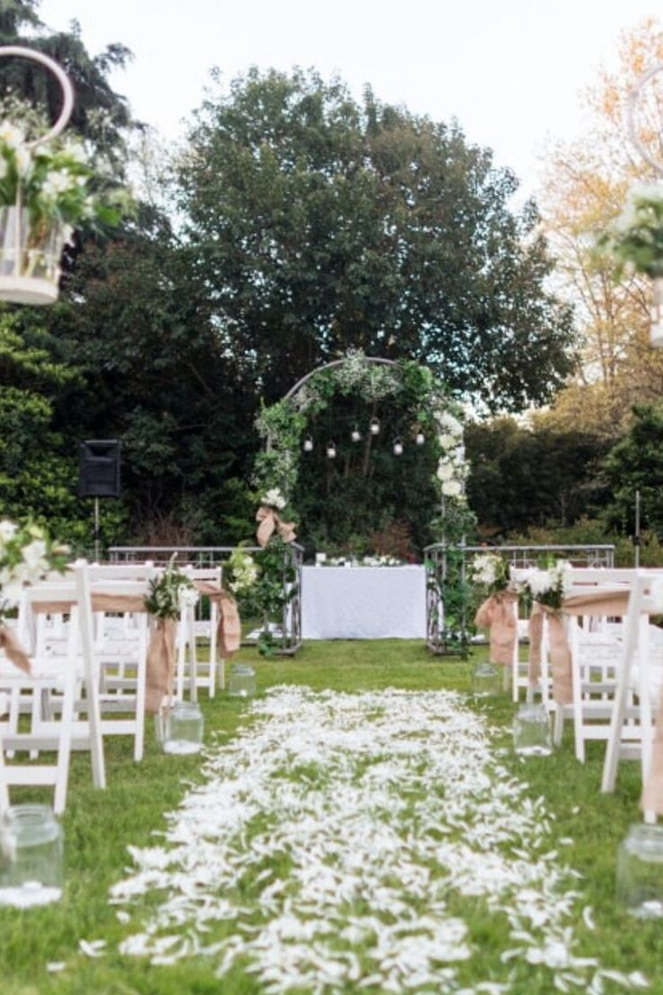 5 tips para una decoración total white: elegancia y delicadeza para su boda