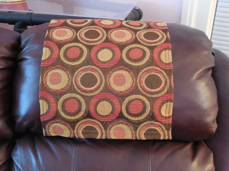 Recliner Headrest Cover That Will Save Chair From Damage