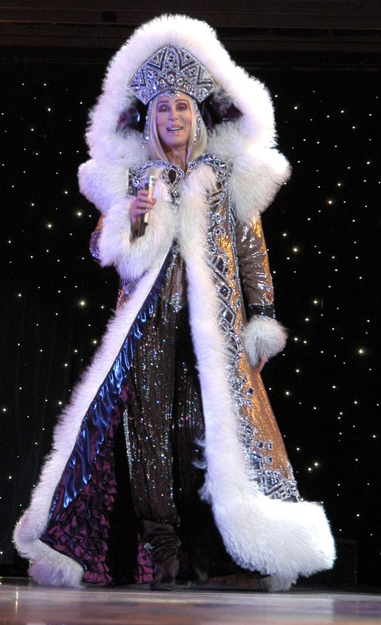 Cher Costumes For Farewell Tour