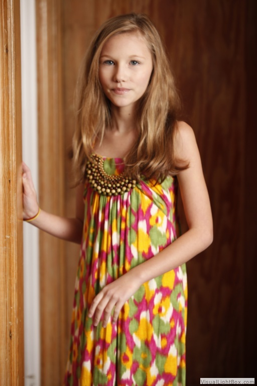A photo of Sofia from her first test photo shoot. | Sofia ...