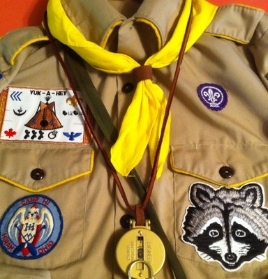 Moonrise Kingdom Costume Boyscout Uniform Mens L | eBay     Are you ready for Halloween?