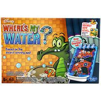 Hasbro: Where is my water - Hol a vizem társasjáték
