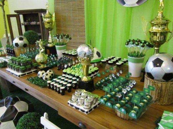 snack soccer theme