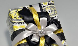Groupon - Two-Hour Gift-Wrapping Lesson for One or Two at That's a Wrap! (Up to 53% Off) in Kirkwood. Groupon deal price: $19