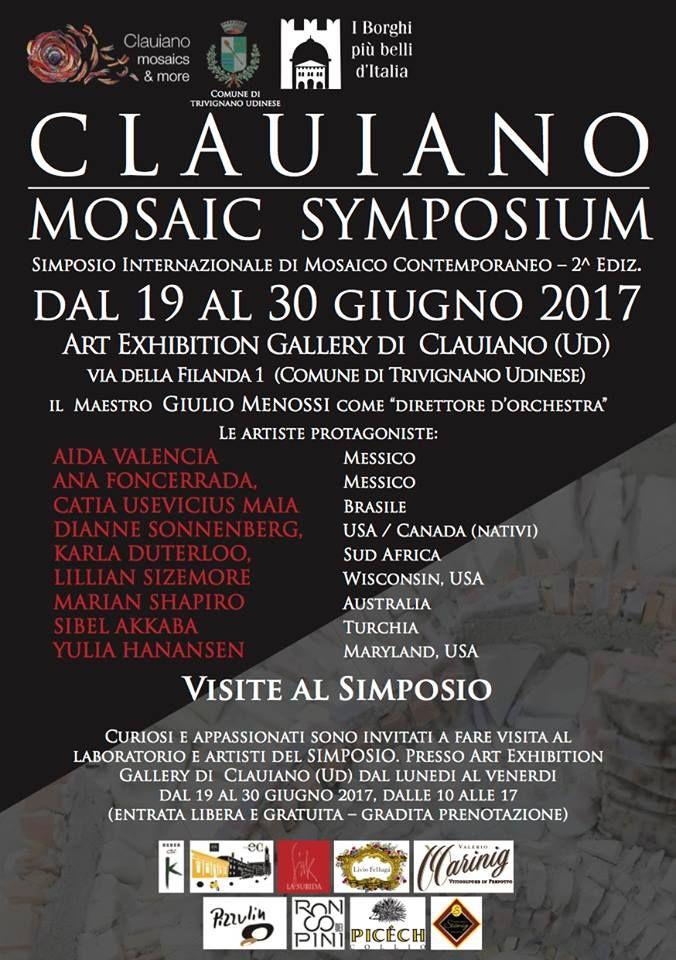CLAUIANO MOSAIC SYMPOSIUM 2017