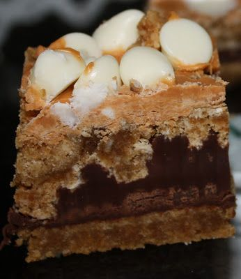 Sedimentary Rocks Bars- Not only are these super easy (you could really make any kind of layered bar cookie that you like), they teach a great lesson about how Sedimentary Rocks are formed.