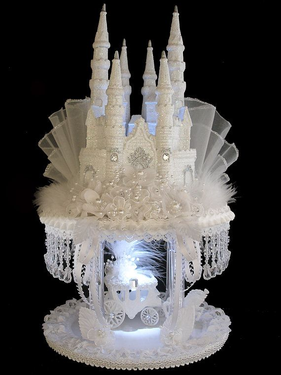 cinderella castle royal wedding cake topper 13 best images about christening on swarovski 12852