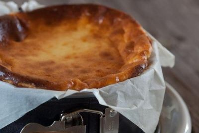 Cheesecake met Speculaas en Appel