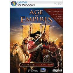 Click here to view information about Microsoft Age of Empires III: Complete Collection