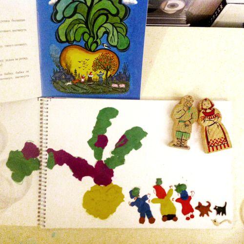 игры с пластилином сказка репка лепим с детьми  #kidscrafts #ka-var-dak #kavardak #fairytale #plasticine #plasticinetoys #playwithkids