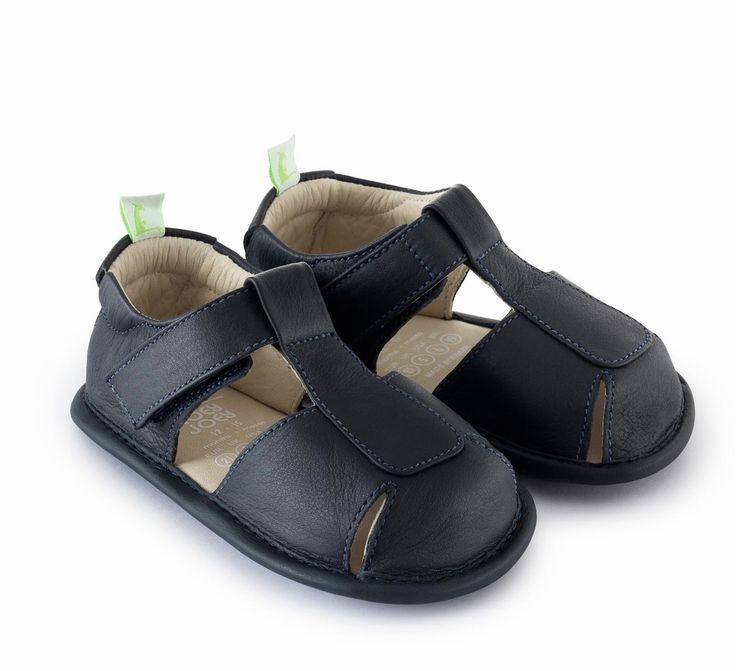 Tip Toey Joey - Parky Shoes Navy