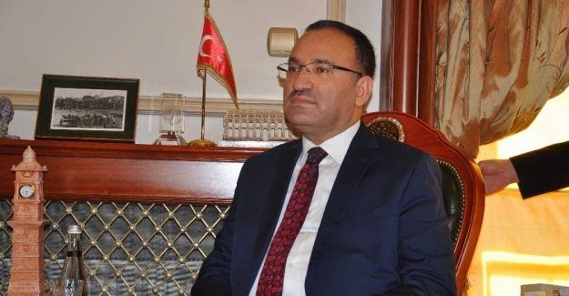 Bakan Bekir Bozdağ: Türkiye olarak Hristiyan terörü demedik