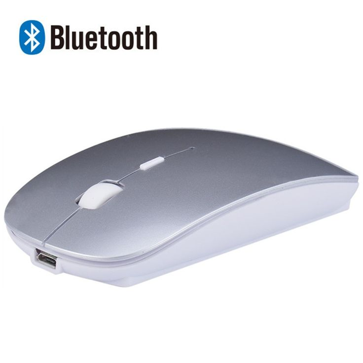 11.99$  Buy now - http://ali04h.shopchina.info/go.php?t=32756894265 - Rechargeable Bluetooth Wireless Slim Mouse Mice for Mac Apple Laptop Macbook Notebook Desktop PC Tablet Support OS Win10 8/7 11.99$ #bestbuy