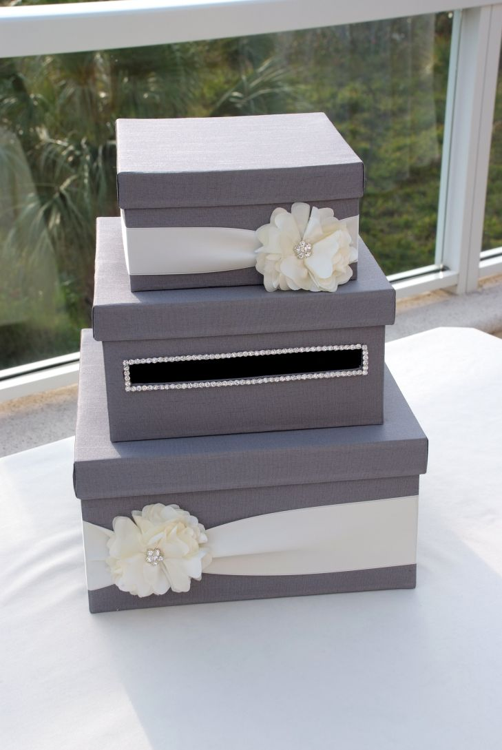 151 Best Card Box Ideas Images On Pinterest Card Boxes Wedding