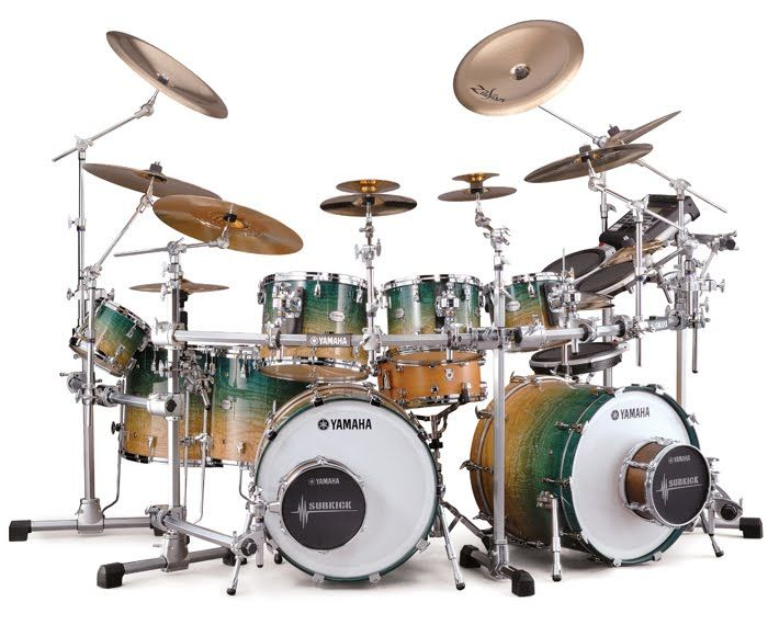 Image Detail for - ... Acoustic Drum Set | Find your Drum Set | Drum Kits | Gear | Percussion