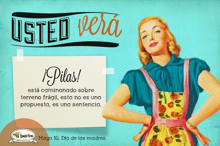 """""""Usted verá"""" www.elteatrico.co"""