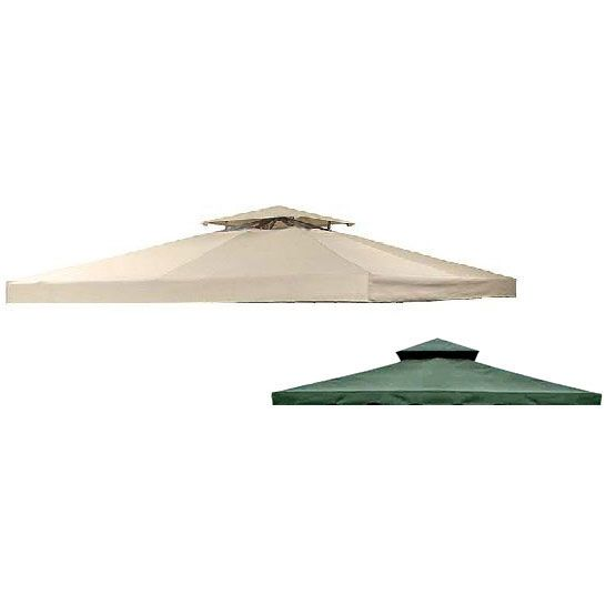 12 X Universal Replacement Canopy Two Tiered RIPLOCK