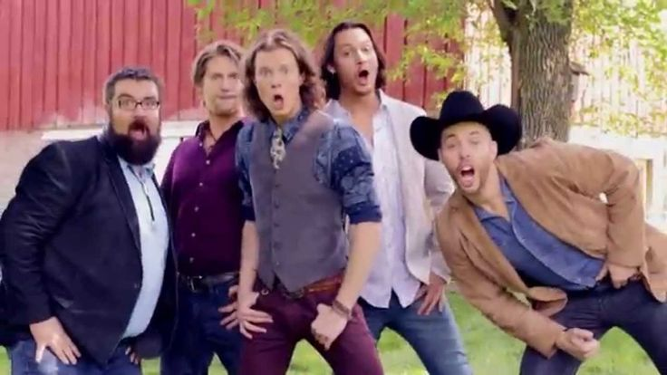Meghan Trainor - All About That Bass (Home Free a cappella cover) One of my favorite music videos of theirs :)