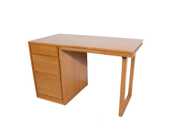 Conant Ball Modernmates Desk Mid Century Modern Work Table By  HearthsideHome On Etsy