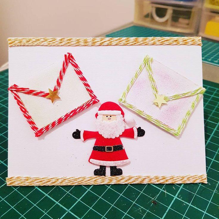 You have Santa mail