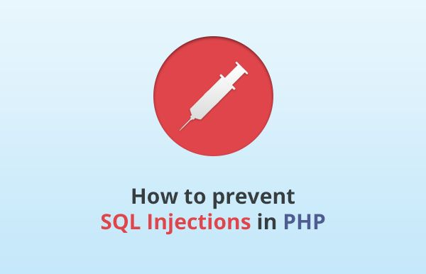 Learn how to prevent an SQL injections in PHP and make your web forms more secure using prepared statements and type casting.
