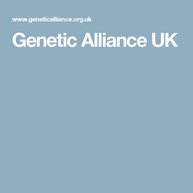Genetic Alliance UK