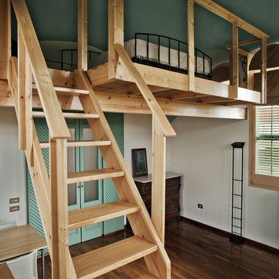110 best images about decoracion on pinterest wooden - Almacenaje dormitorio ...