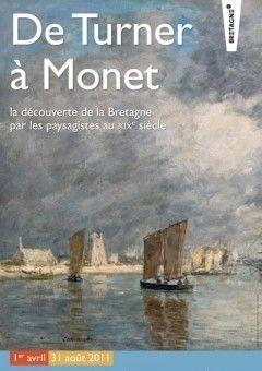 De Turner à Monet - Musée des Beaux-Arts de Quimper SI QUELQU'UN A UN PLAN POUR OBTENIR LE CATALOGUE DE L'EXPOSITION (à prix raisonnable bien sûr... je sais qu'il est épuisé^^), MERCI DE ME CONTACTER