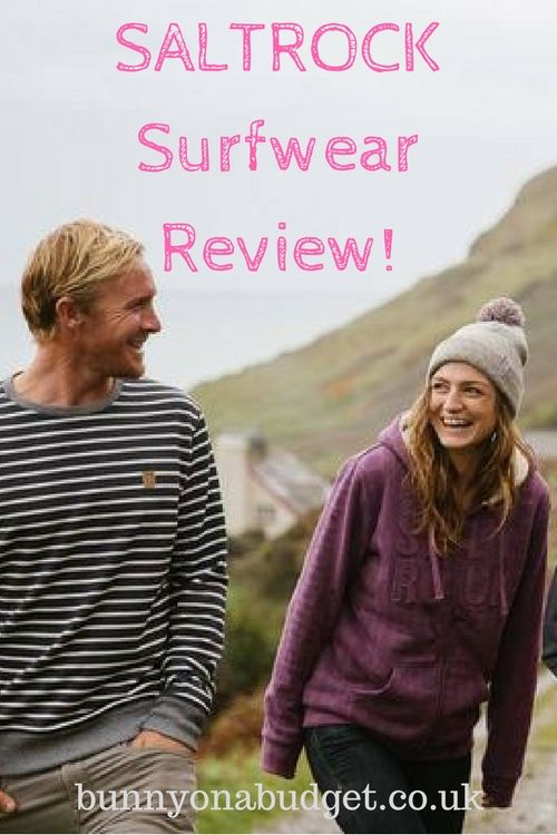SALTROCK SURFWEAR REVIEW! - This is my personal review of the Surfwear brand Saltrock, discussing the quality of the clothing they sell and the overall online shopping experience.