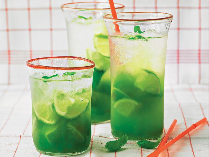 Limonade zum Selbermachen - fruchtig und frisch!