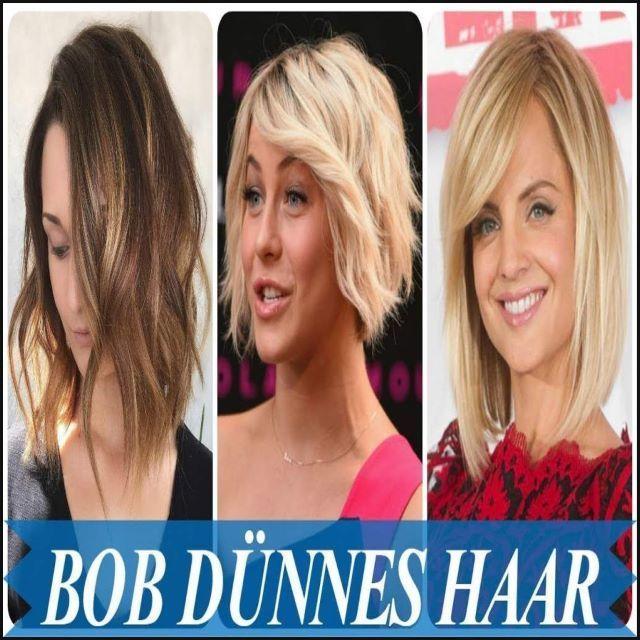 Beeindruckend Frisuren Feines Haar Vorher Nachher Aktuelle Damen