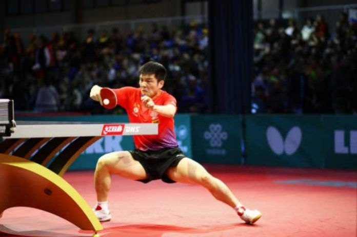 Pin By Nnn News On Table Tennis Players Table Tennis Table Tennis Player Tennis Professional