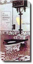 Il bagno nella storia | tony's space