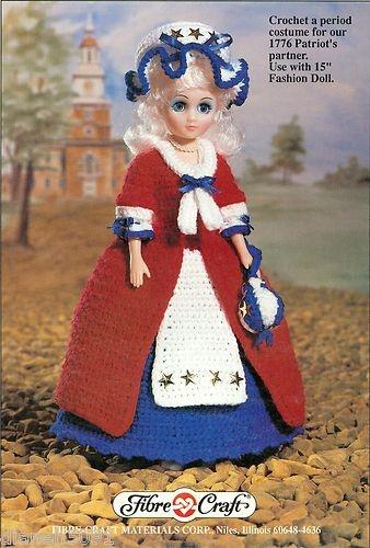 62 best Dolls images on Pinterest | Crochet doilies ...