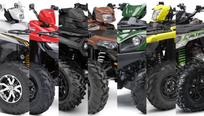 Which ATV Manufacturer is the Most Reliable? - ATV.com Tell us which brand you think makes the most reliable ATVs