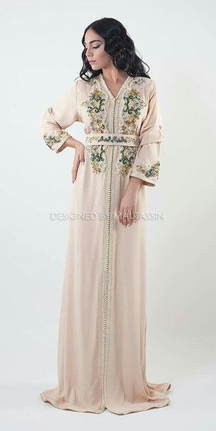 Kaftan dress
