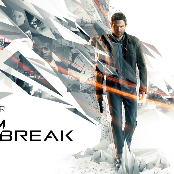 Quantum Break Xbox One Game  Xcite Kuwait