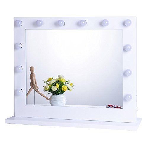 Die besten 25 schminkspiegel mit beleuchtung ideen auf pinterest spiegeleitelkeit - Schminkspiegel mit beleuchtung ...