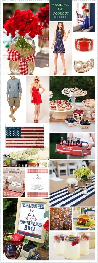 Memorial Day or #Independence Day #Cookout