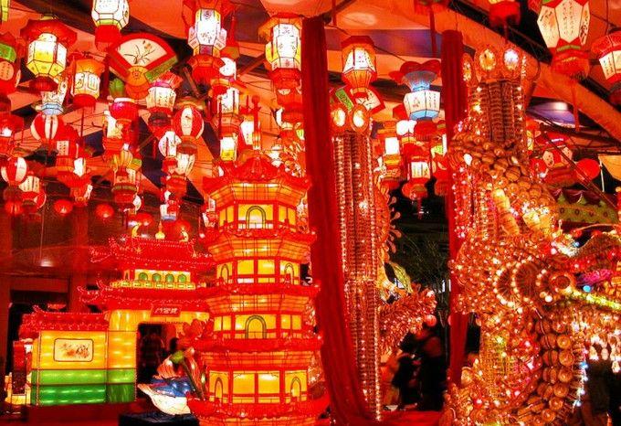 長崎ランタンフェスティバル Nagasaki Lantern Festival
