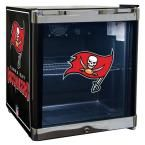17 in. 20 (12 oz.) Can Tampa Bay Buccaneers Beverage Center, Black