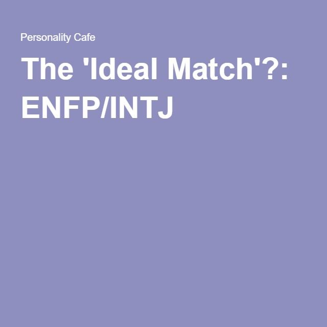 infp dating enfp Channel your energy and imagination to inspire greatness wherever you go i think most enfp's and infp's have an uncanny ability to bring humor to others.